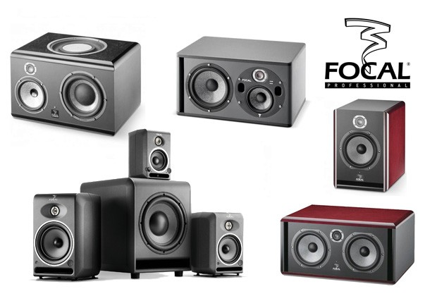 Focal Professional speakers