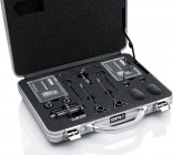 DPA Microphones 3521 Compact Stereo Kit w. cardioid mics